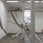 >Filament< / 45o m³ / Januar bis April 2o14 / archiv massiv / Galerie der Spinnerei Leipzig