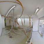 >Steampunk< / 115 m³ / März bis Mai 2o14 / Galerie Hirtengasse / Nürnberg